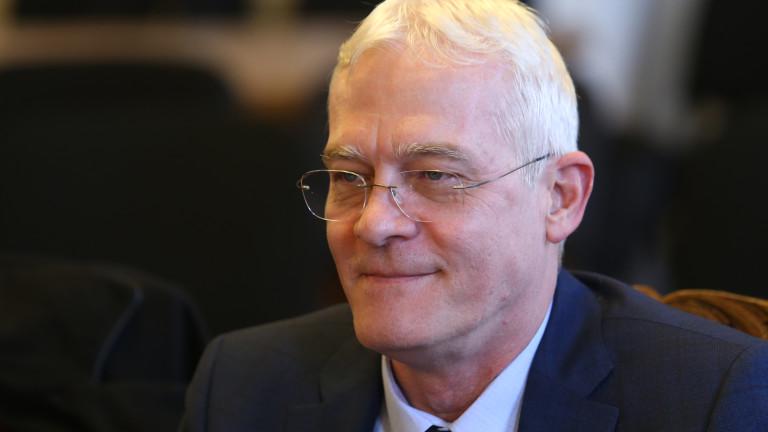 Номинацията на Салчев за шеф на НОЗК без нито едно становище