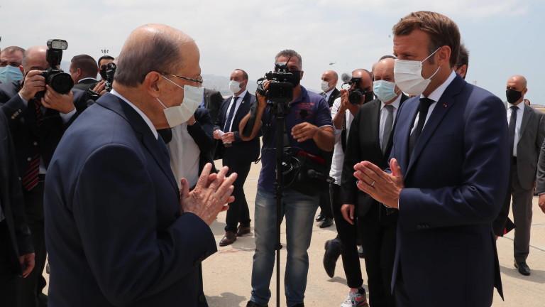 Китай изпраща медицински екип и доставки в Ливан след експлозията