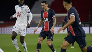 ПСЖ громи във Франция, но остава на непривично за клуба място в класирането