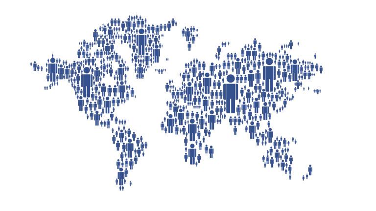 Населението на Земята се очаква да достигне близо 7,5 млрд. души на 1 януари 2018 г.