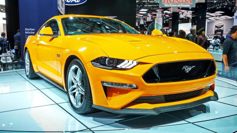 Постоянното световно търсене на модела Ford Mustang го изведе до