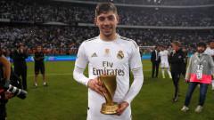 Валверде преподписа с Реал (Мадрид)