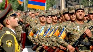 ЕС да резбере, че Армения е на преден план във войната срещу варварството