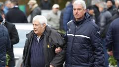 Иван Вуцов е една от най-фундаменталните личности за българския футбол, отбелязаха от БФС