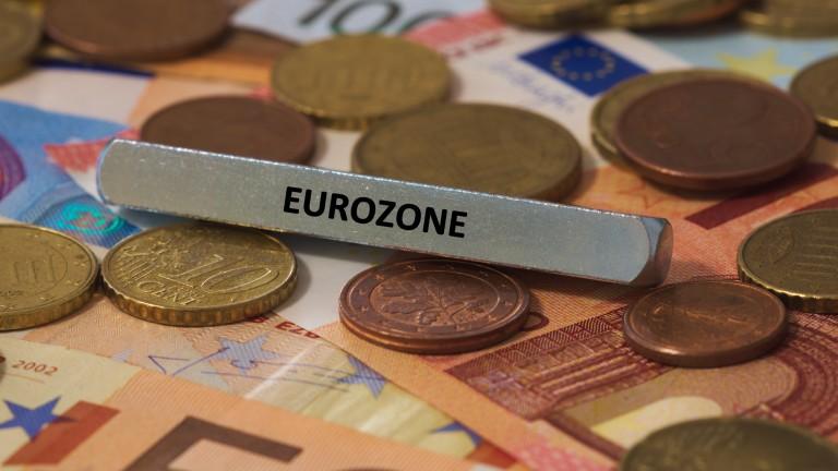 МВФ прогнозира най-слабия икономически растеж на еврозоната от 2013 г.