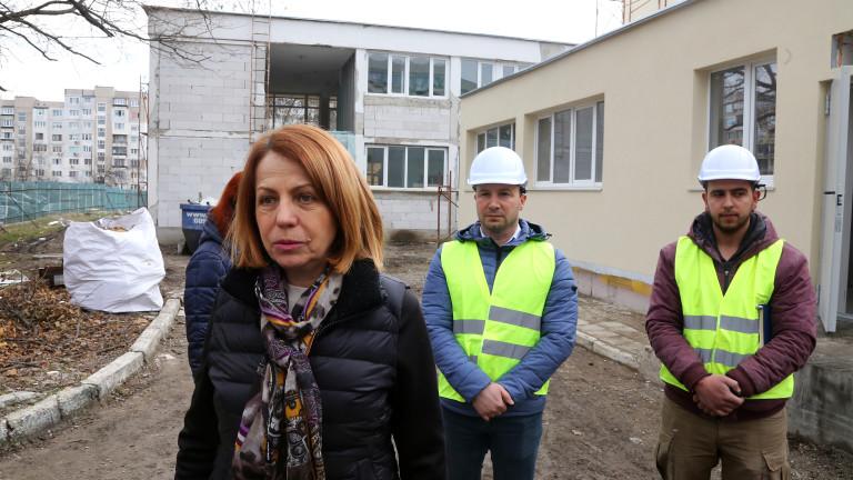 Фандъкова и частният бизнес обединяват усилия за строежа на детски градини