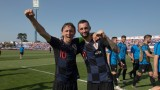 Хърватия разгроми Словакия с 4:0