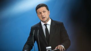 """Зеленски нарече Крим """"своя земя"""" и отново обеща да върне полуострова в Украйна"""