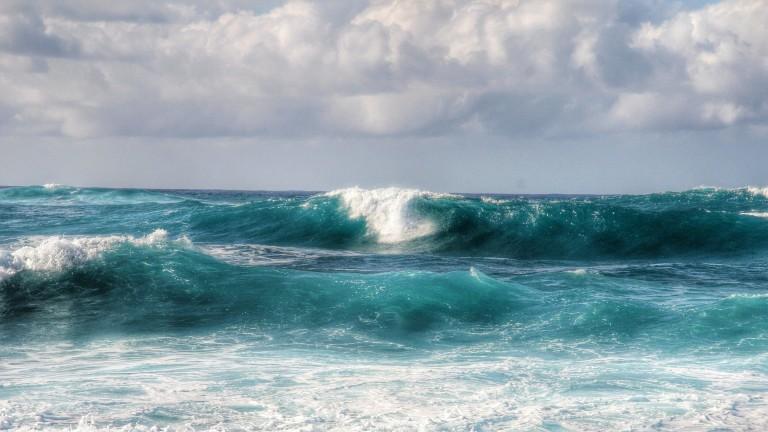 Жълт код за вълнение по морето