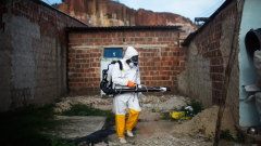 Разпространението на зика - заради провал в борбата с комарите, според СЗО