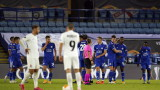 Лестър победи Зоря с 3:0 в мач от Лига Европа
