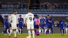 Лестър се завърна с класика на европейската футболна сцена