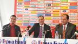 Венци Живков: Имаме грандиозни планове за новия стадион
