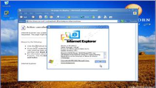 Microsoft пуска в мрежата Internet Explorer 7