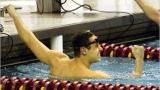 Михаил Александров изравни националния рекорд на 200 метра бруст