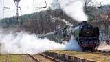 БДЖ пуска парния локомотив в Деня на Независимостта