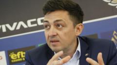 Иванов: Ще привлечем един-двама играчи