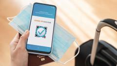 Първите дигитални Covid пътнически паспорти идват до 15 април на платформата на Apple