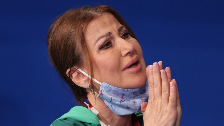 Илиана Раева: Ансамбълът се отказва