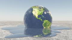 Глобалното затопляне може да e двойно по-топло от прогнозираното