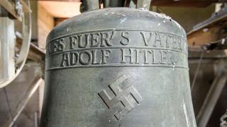 Германско село запази нацистка камбана - да им напомня за тъмните години