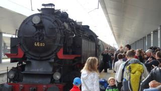 Започва продажбата на билети за пътуване с парен локомотив Баба Меца