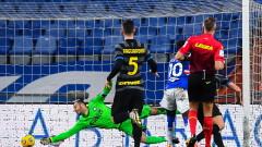 """Сампдория победи Интер с 2:1 в двубой от Серия """"А"""""""