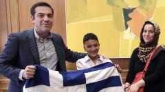 Ципрас рекламира Гърция като привлекателна дестинация за инвестиции от Арабския свят