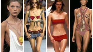 И Париж се разделя с кльощавите манекенки