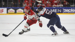 Дания изненада Финландия на Световното по хокей на лед