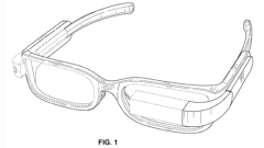 Патент на Google показва новия вид на очилата Glass