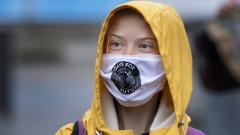 Тунберг започва онлайн климатичен протест заради скок на коронавирус в Швеция