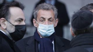 Саркози отново застава пред съда