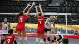 Волейболистките на България отстъпиха пред Германия в пет сета