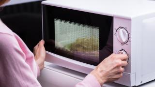 Губят ли се хранителните вещества в микровълновата