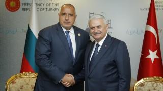 Йълдъръм и Борисов поговориха за енергетика