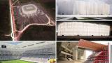 Вижте само в Topsport.bg проекта за нов национален стадион!