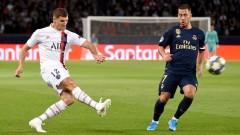 ПСЖ - Реал 3:0, Мюние прави резултата класически
