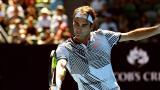 """Роджър Федерер: Силно представяне на Григор Димитров на """"Уимбълдън"""" няма да изненада никого"""