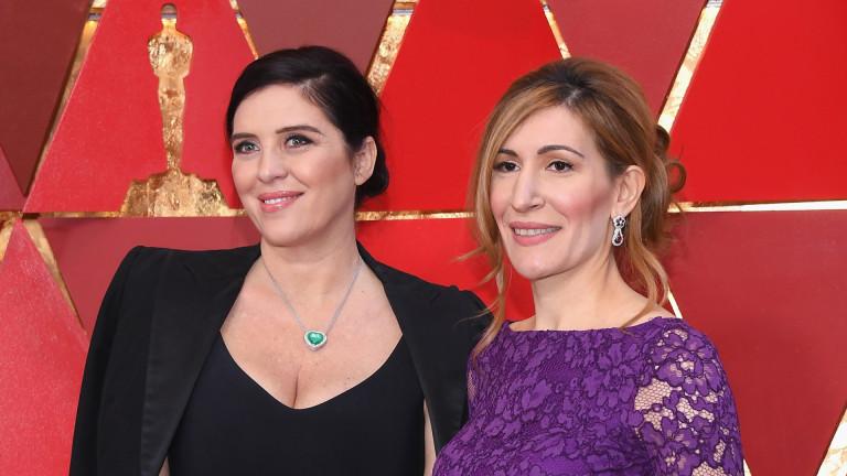 Български министър на червения килим на Оскарите