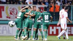 Лудогорец не даде шанс на Жрински (Мостар) и в реванша, на два мача е от групите на Лига Европа!