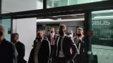 ЦСКА кацна в Прага, тръгва към Пилзен с автобус