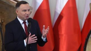 Анджей Дуда: Русия не заслужава доверие