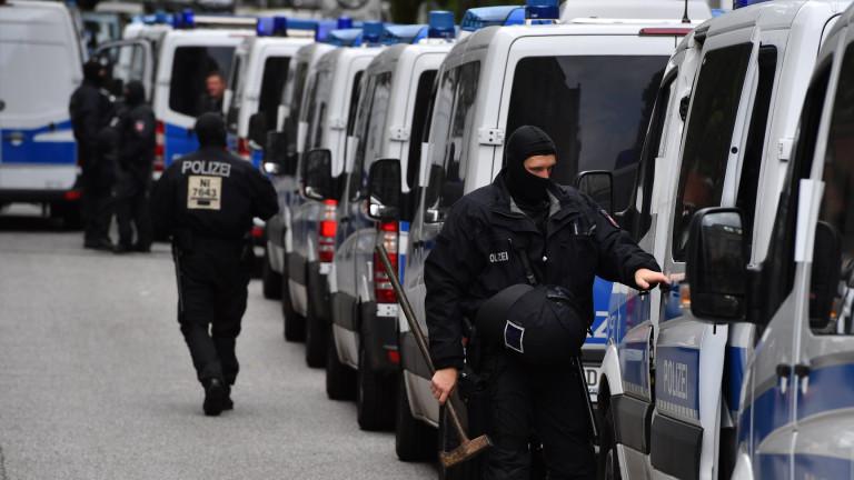 Арестуваха 6 терористи за готвен атентат на коледния пазар в Есен, Германия