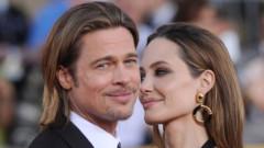 Анджелина Джоли и Брад Пит във все по-добри отношения
