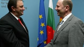Мутафчиев посреща немския министър на транспорта