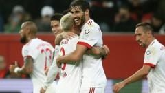 Байерн (Мюнхен) победи Байер (Леверкузен) с 3:1 като гост