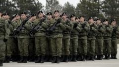 Косово за първи път изпрати войници на мироопазваща мисия