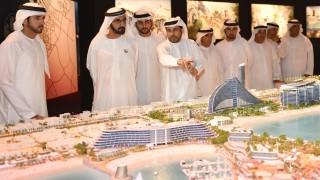 Дубай строи два нови изкуствени острова