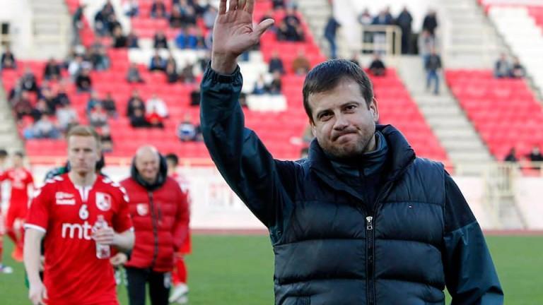 В Сърбия изненадани от решението на Ненад Лалатович да поеме ЦСКА